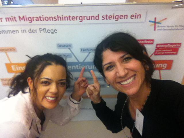 Infotag Wiedereinstieg in Siegburg