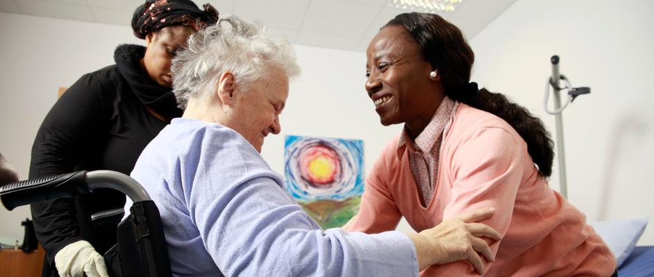 Weiterbildung Altentherapie
